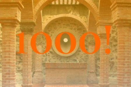 1000! Látogató