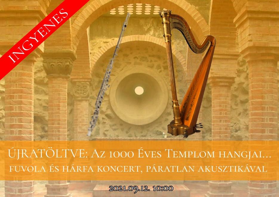 Újratöltve: Az 1000 Éves Templom hangjai