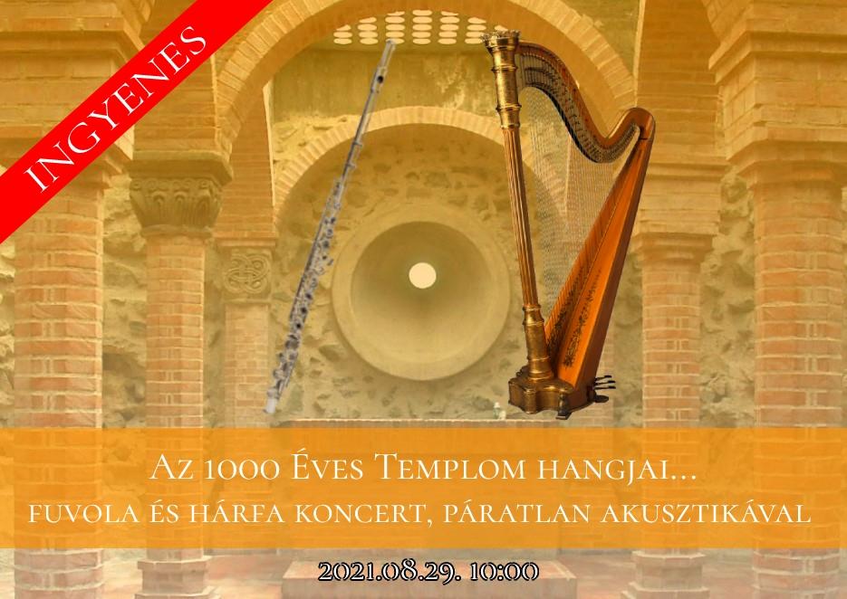 Az 1000 Éves Templom hangjai